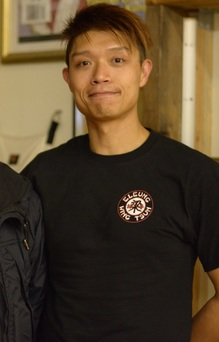 Brian Chung Wing Tsun Instructor