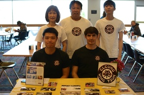 ELeung Wing Tsun Team Photo